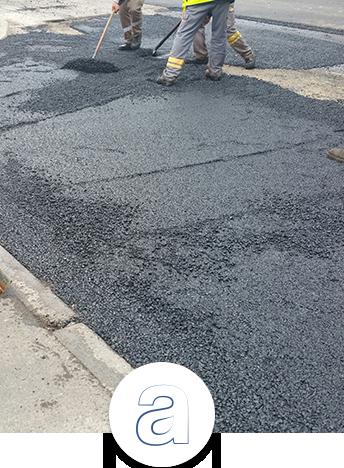 Prévenir les risques liés à aux HAP et à l'amiante dans les enrobés routiers